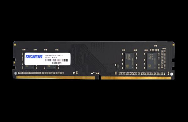 UDIMMメモリ ADS2666Dシリーズに32GBモデルが加わります(12月中旬発売予定)。