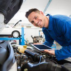 自動車整備用 検査装置