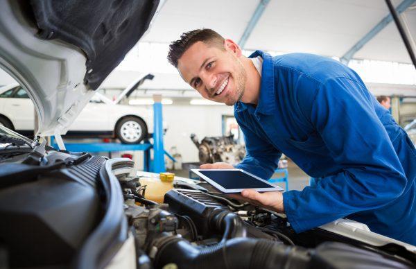 [導入事例] 自動車整備用 検査装置のご紹介