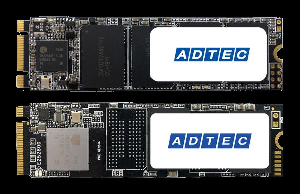 3D NAND フラッシュを採用した換装型 SSD M.2(SATA , PCIe)を2月末より発売