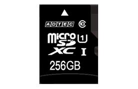 microSDカード AD-MRXAMシリーズに256GBモデルが加わります(5月中旬発売予定)