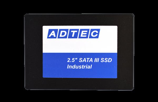 産業用SSD 2.5inch P/E cycle 3,000回 3D TLC 搭載品 6月下旬販売開…