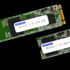 産業用SSD M.2 P/E cycle 3,000回 3D TLC 搭載品 6月下旬販売開始